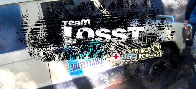 Team Losst 3FM Serious Request