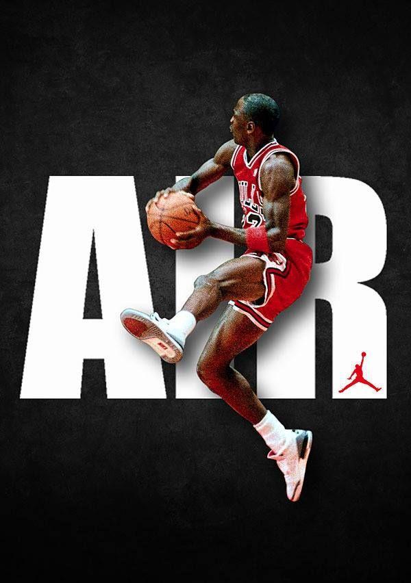 "Michael Jordan MJ AJ 23 NBA MVP SLAM DUNK SUPER STAR 24""x34"" Poster 107"