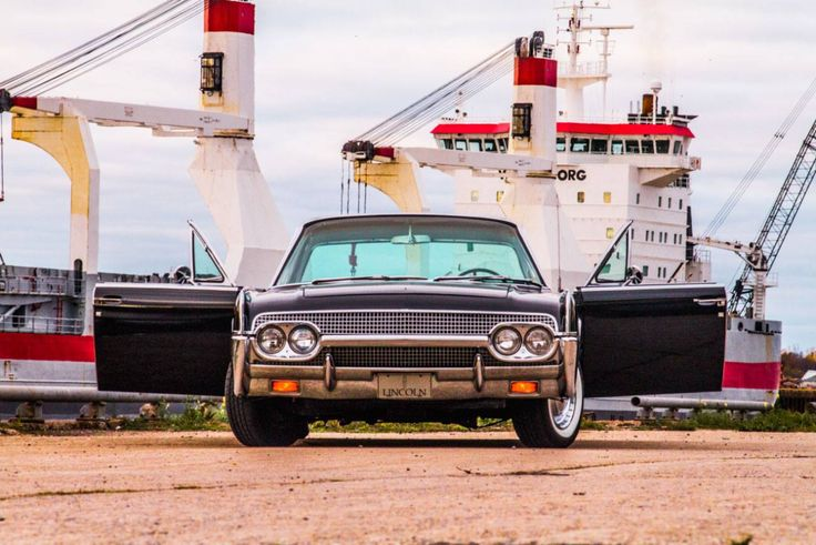More 1961 - 1969 Lincoln Continentals - Suicide Slabs