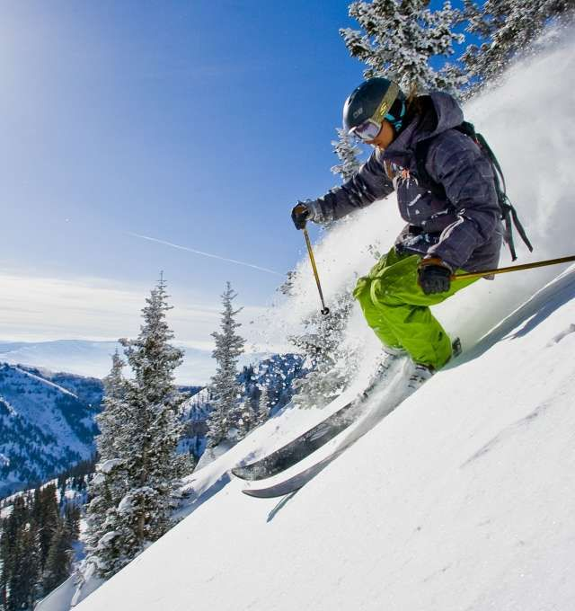 Planning A Ski Or Snowboard Trip 20 Off Ski And Snowboard Rentals Booked Online During The Month Of October Enter Promo Code Bringsnow Ski Rental Skiing Ski Snowboard