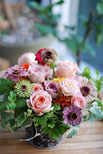 Floral Arrangement ჱ ܓ ჱ ᴀ ρᴇᴀcᴇғυʟ ρᴀʀᴀᴅısᴇ ჱ ܓ ჱ ✿⊱╮ ♡ ❊ ** Buona giornata ** ❊ ~ ❤✿❤ ♫ ♥ X ღɱɧღ ❤ ~ Wed 14th Jan 2015