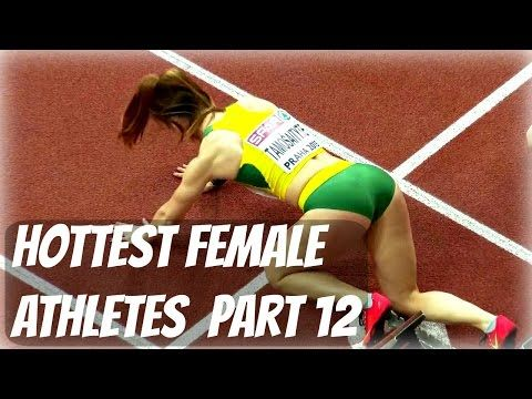 Beautiful and Sexy Women in Sports ● Hottest Female Athletes Part 12 - YouTube