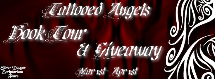 Teatime and Books: Book Tour & Giveaway ~ Tattooed Angels Trilogy by ...