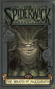 The Spiderwick Chronicles #5 The Wrath of Mulgurath by Ditterlizzi and Black