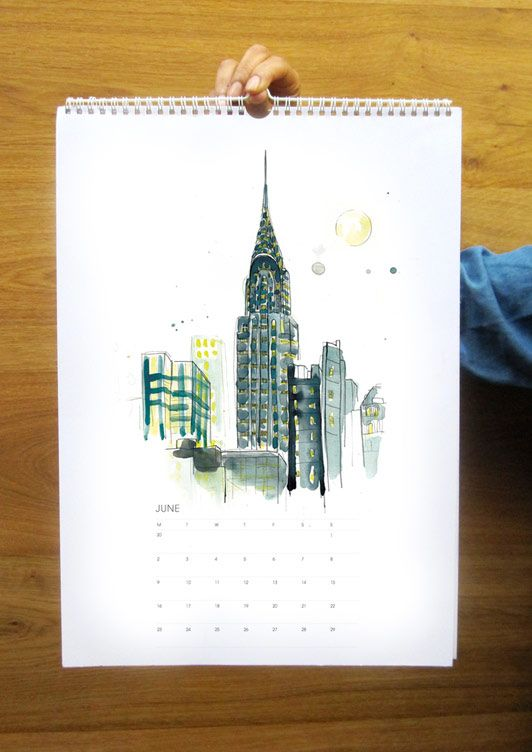 12 beautiful calendars for this 2014 | preventi shoes