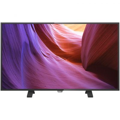 Televizor Philips LED, 139 cm, 4K Ultra HD, 55PUH4900/88 - eMAG.ro
