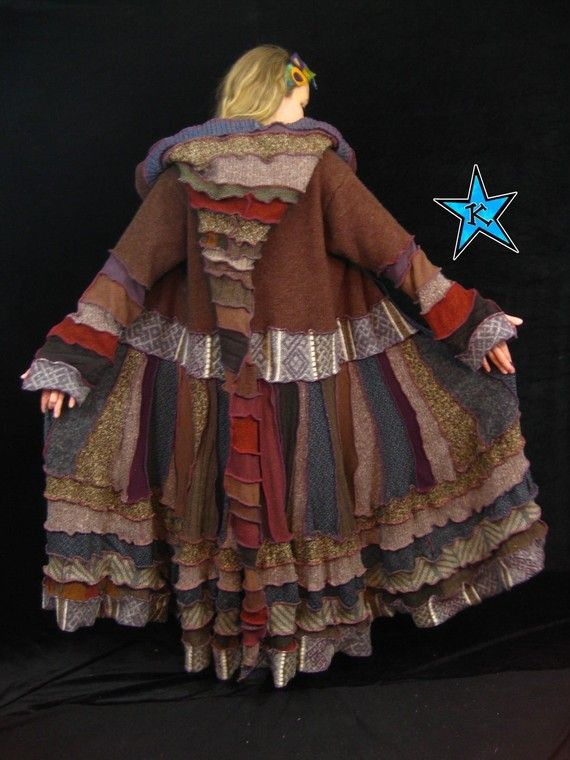 Now this is a wearable Katwise Sweater Coat for me. :)