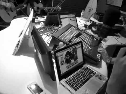 Dj CECE incredibile MITO intervista i Rebel Rootz _ Radio Maliboomboom 1