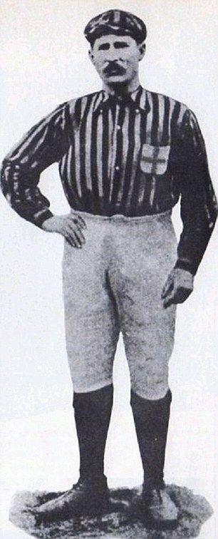 Herbert Kilpin AC Milan