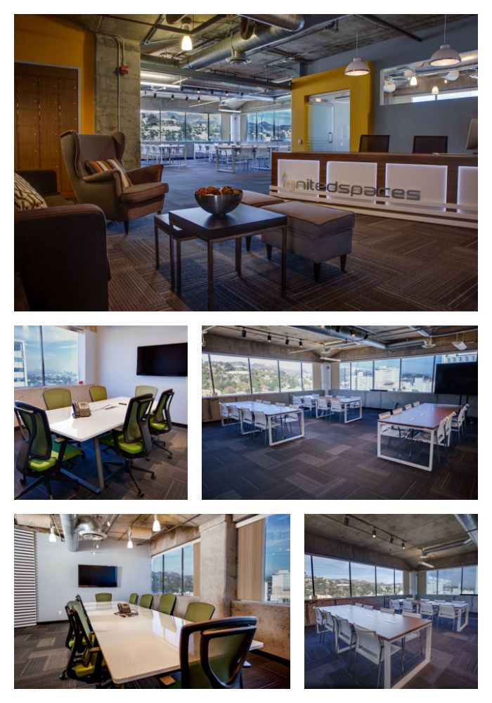 Meeting Rooms For Nonprofits Los Angeles