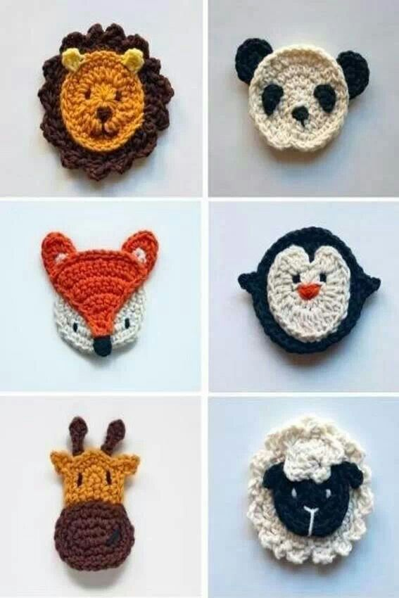 Animali crochet