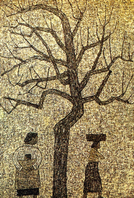 Park Soo-keun, The Leafless Tree