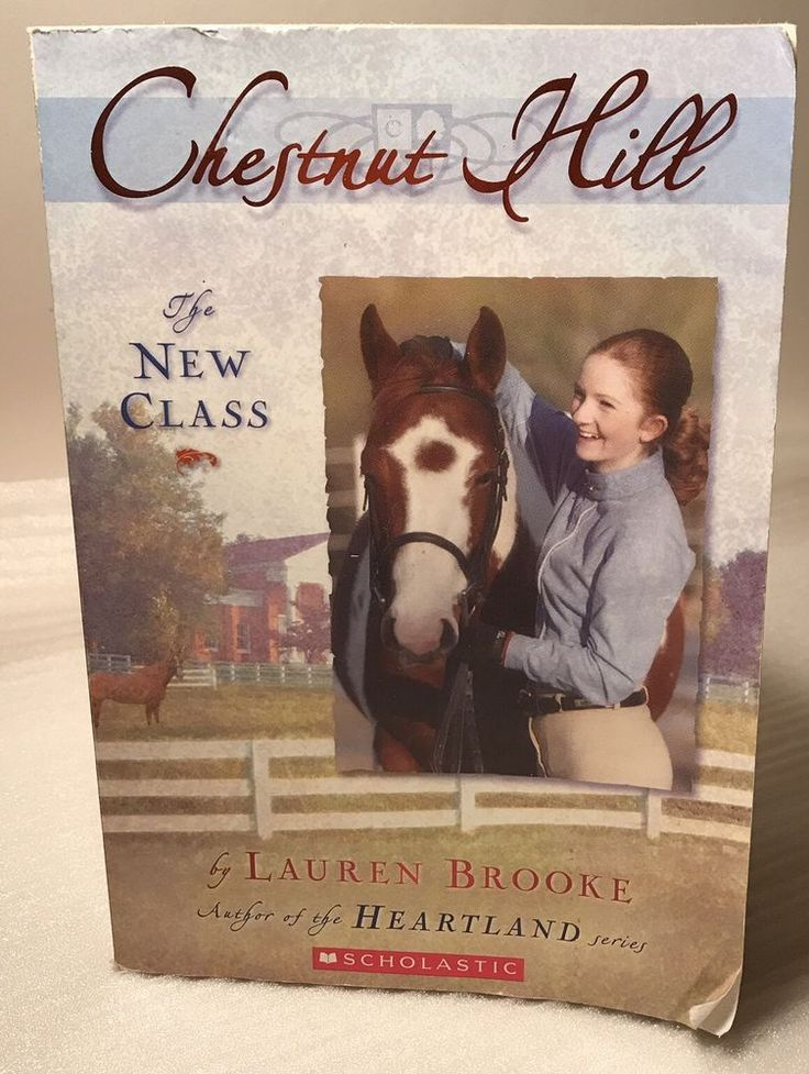 Chestnut Hill The New Class by Lauren Brooke 2005 Paperback Book 439738547 | eBay