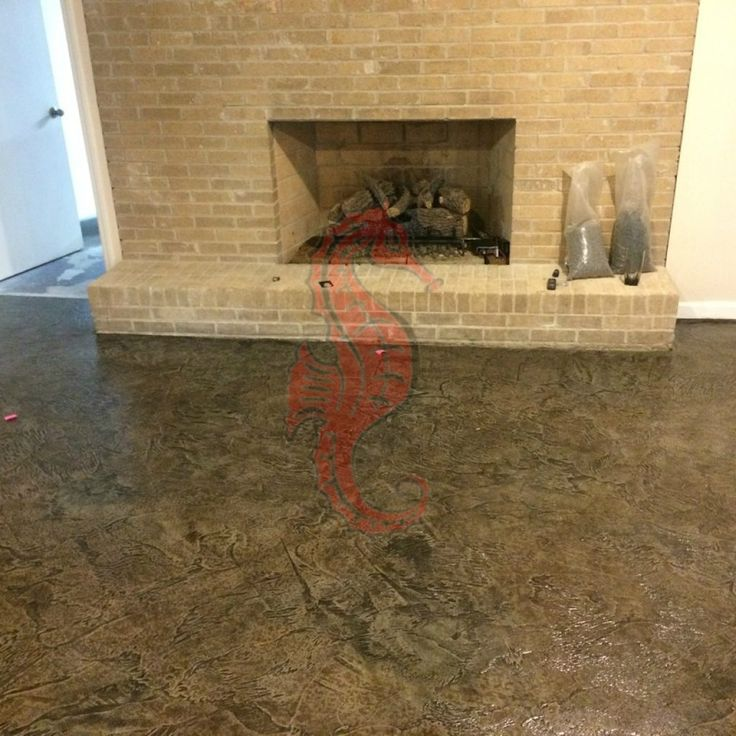 How To Carpet A Basement Floor: 25+ Best Ideas About Concrete Basement Floors On Pinterest