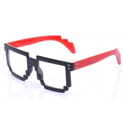 1000 images about fausses lunettes de vue sur pinterest for Interieur yeux rouge