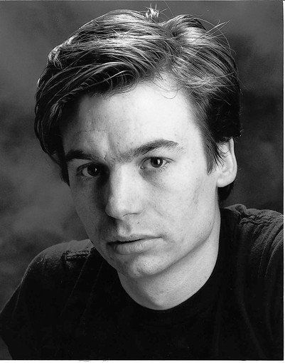 young Mike Myers, actor of Austin Power