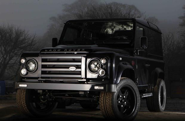 Limited Edition Land Rover Defender