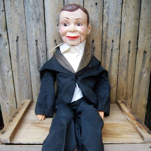 Charlie McCarthy Ventriloquist now featured on Fab.: Old Schools, Ventriloquist Dolltoo, Mccarthy Ventriloquist, Bad Dreams, Creepy Dolls, Charli Mccarthy, Around The Houses, Mccarthy Dolls, Charlie Mccarthy