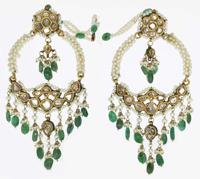 kundan-polki-earrings