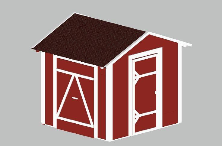 ber ideen zu ger teschuppen holz auf pinterest ger teschuppen bauen ger teschuppen. Black Bedroom Furniture Sets. Home Design Ideas