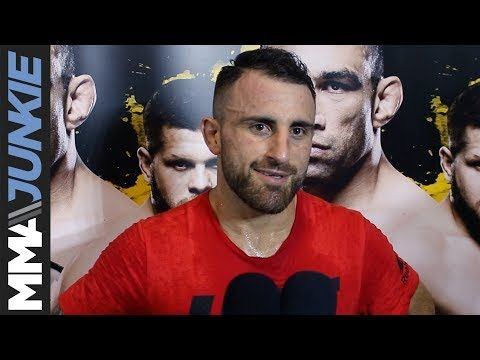 MMA Alexander Volkanovski looking for $50k knockout, future bout with Jeremy Stephens