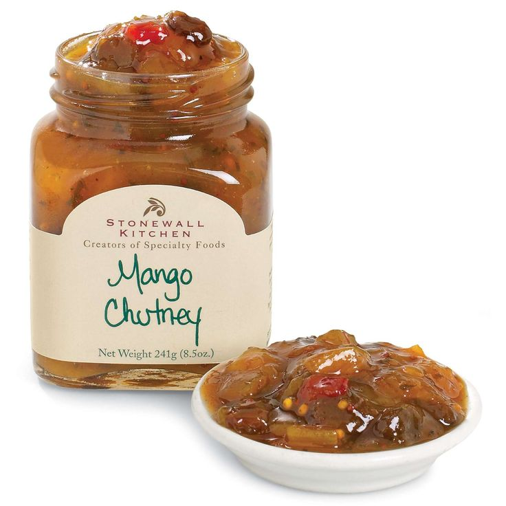 Stonewall Kitchen Mango Chutney | Sur La Table