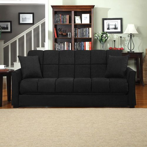 convert a couch review  this convertible futon is cleverly disguised as a regular 12 best convertible futons images on pinterest   convertible      rh   pinterest