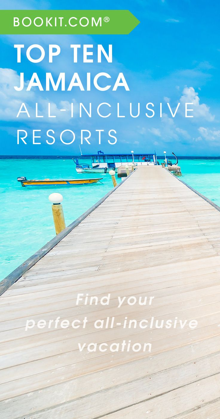 The BookIt.com 2017 Top Ten Jamaica All-Inclusive Resorts List