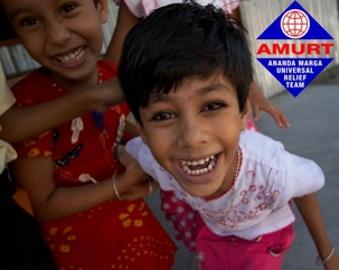 A AMURT- associação de apoio social e humanitário - procura a autocapacitação de grupos vulneráveis, através de programas de consciencialização e envolvimento das comunidades na construção do seu próprio desenvolvimento. Fundada na Índia, em 1965 tem atualmente uma rede estabelecida em mais de 35 países. Em Portugal é ONGD desde 2010, tendo focado o seu trabalho no Projeto SOS Adoção à Distância, apoiando centenas de crianças em Moçambique, Índia, Bangladesh e Gana
