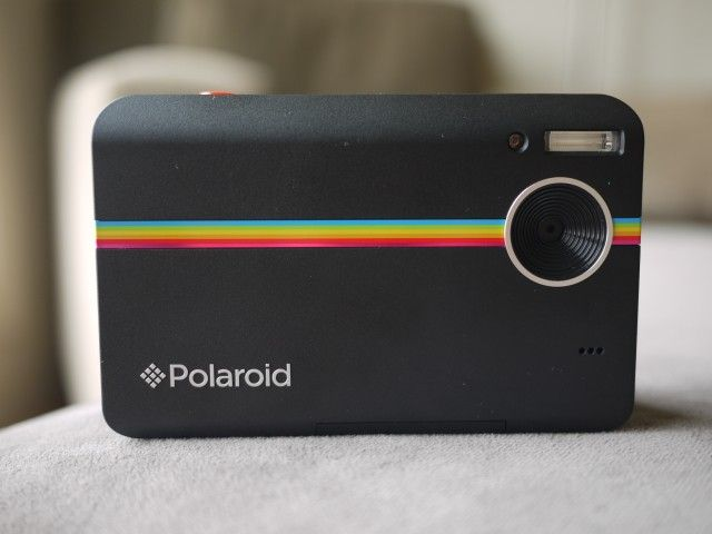 Polaroid Z2300 Camera by Bonnie Cha, allthingsd: There's just nothing quite like taking a shot, waiting for it to appear before your eyes and giving it away. #Photography #Polaroid_Z2300 #Bonnie_Cha #allthingsd