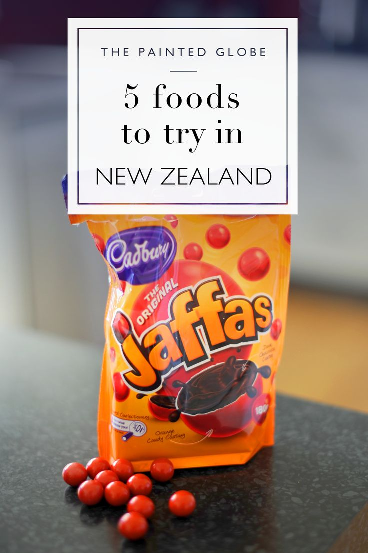 I love finding new foods to try! I've been exploring New Zealand supermarkets and these are some of my findings so far...