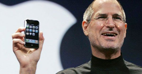 Today in History: Apple Releases the iPhone (2007 ...