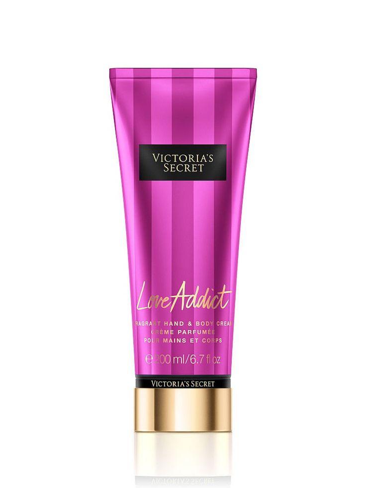 Victoria's Secret Beauty Love Addict Creme Perfumado Mãos e Corpo