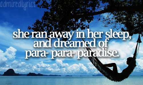 Paradise - Coldplay <3