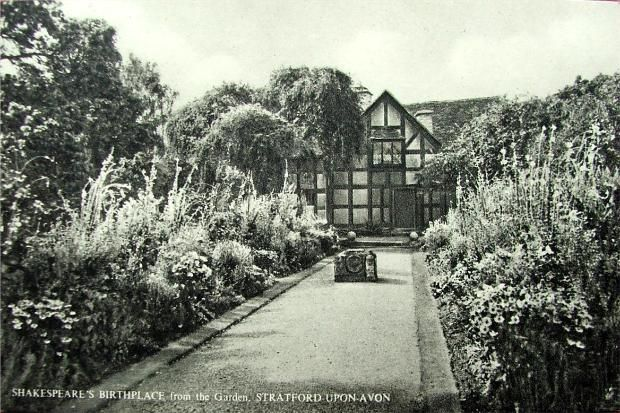 Postcards of the Past - Old Postcards of Stratford-upon-Avon