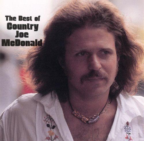 Best of Country Joe McDonald [CD]