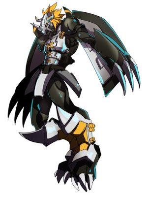 Digimon Dragon's Shadow: Black Wargreymon X