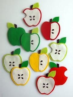Eet gezond, kies een appel ;)