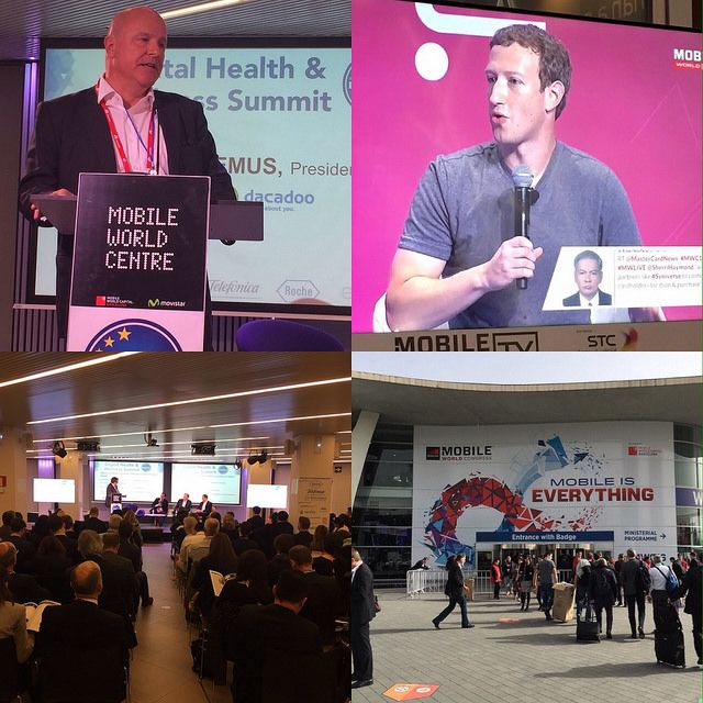 Digital Health & Wellness Summit @ Mobile World Congress #MWC16 topics are VR, personal digital assistants and wearables. Mobile phones innovation is slowing down! #MWC16Health great technology & people who care about making difference - this was why we developed the Health Score! Mark @facebook seemed a bit stressed here today - did however endorse Open Source as way forward for #fb. #MWC16Health #digitalhealth #mhealth #dacadoo #HealthScore #healthscoring #4YFN16