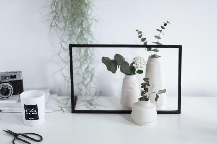 [ DIY ] Un cadre minimaliste lumineux pour moins de 20€