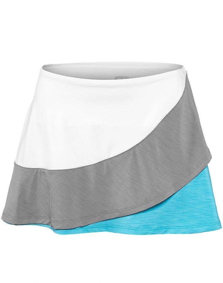 Женская одежда для тенниса. Юбки. EleVen - юбка Dahlia Triple Threat