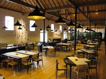 Vinum Restaurant Wine-Bar, Caves Graham's