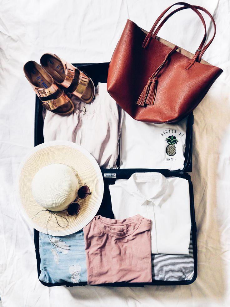 Koffer Packen - meine Tipps