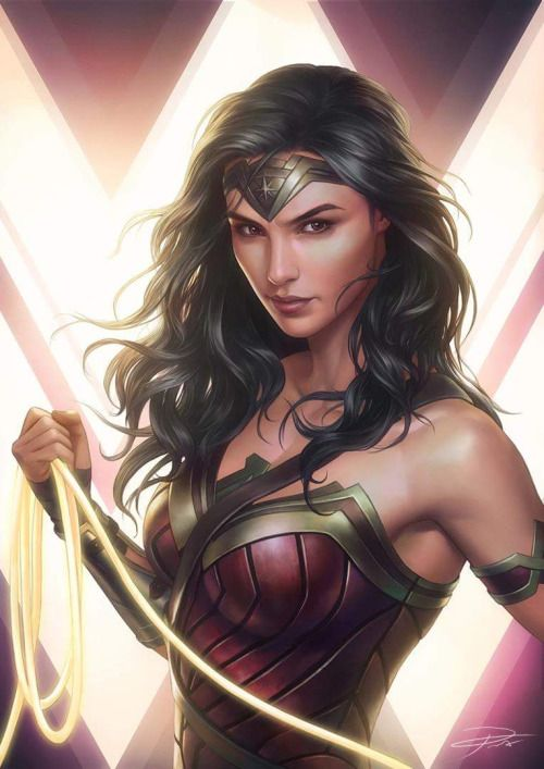 Wonder Woman | Yuming Yin