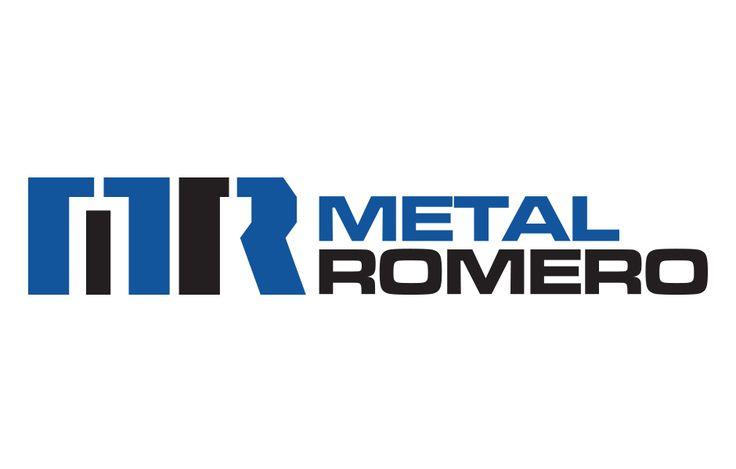 Logotipo para nuestro cliente Metal Romero