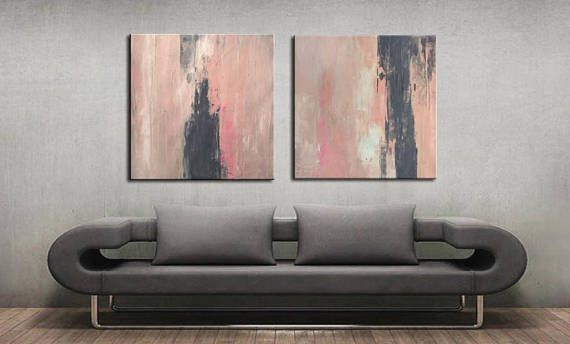 ABSTRACT PAINTING  Painting Original Canvas Art Contemporary