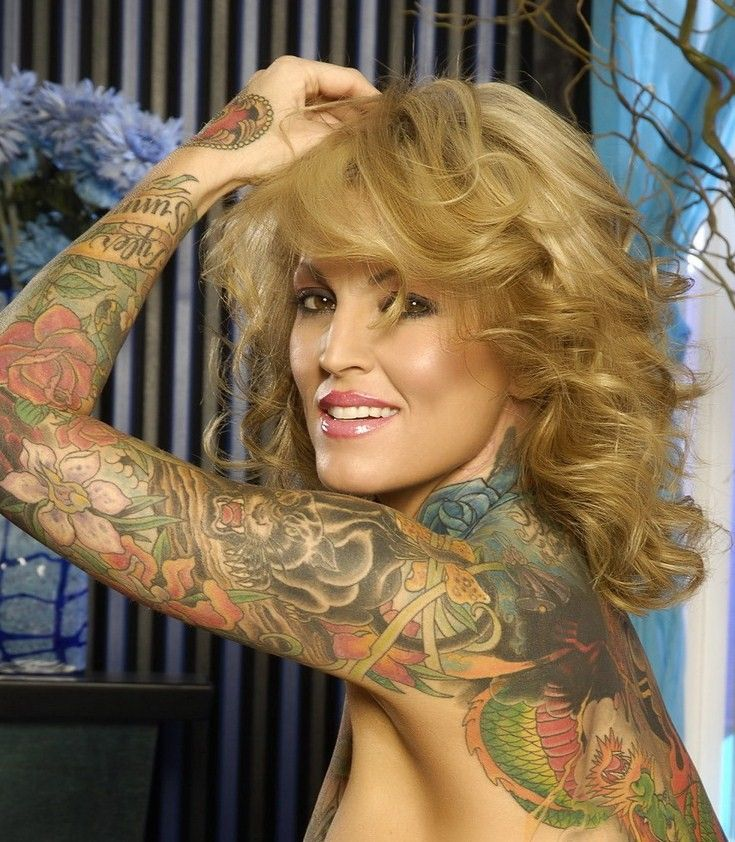 Janine Lindemulder Nude Photos 15