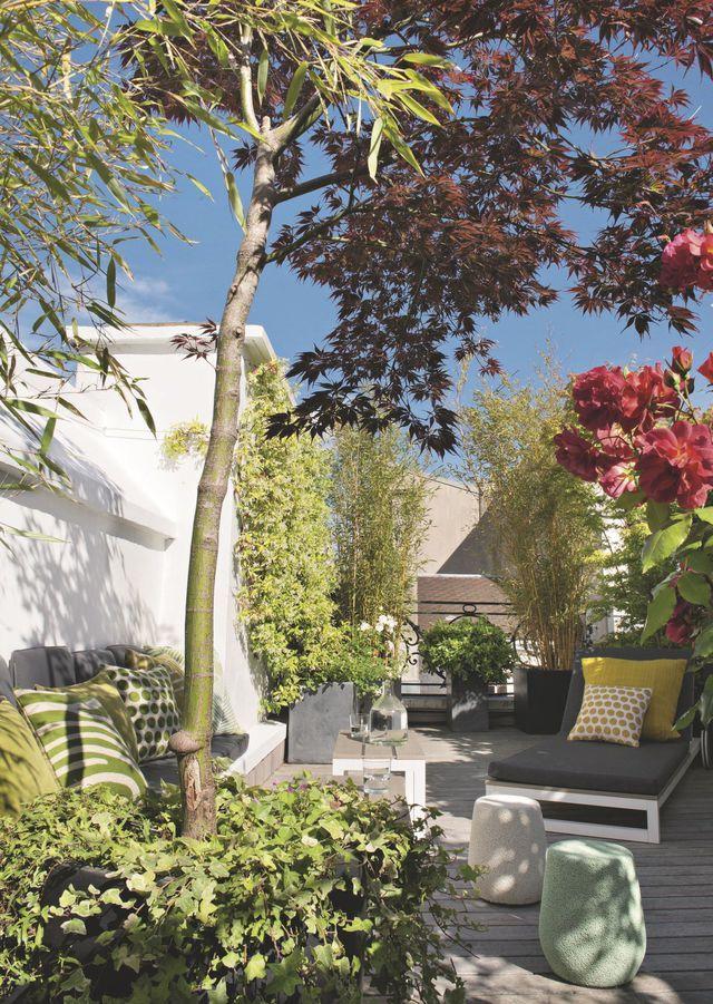 Côte Maison -  L'appartement avec terrasse de Thibault Chanel, présentateur sur M6