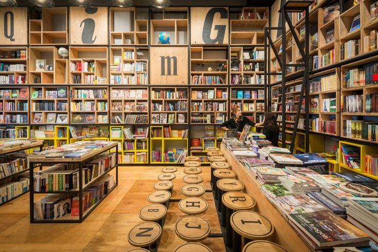 Galería de Librería Quede / Pablo Dellatorre + Estudio Montevideo - 10