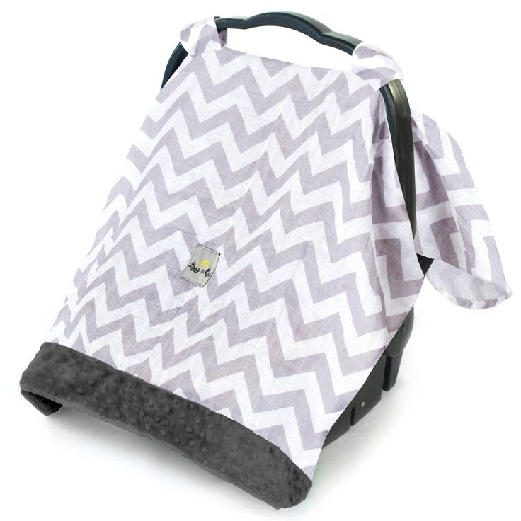 Cozy Happens™ Infant Car Seat Canopy - Muslin